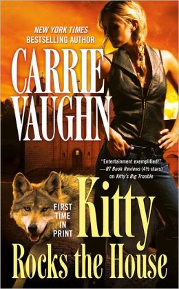 Review: Kitty Rocks the House by Carrie Vaughn