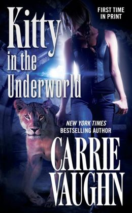 Review & Giveaway: Kitty in the Underworld by Carrie Vaughn