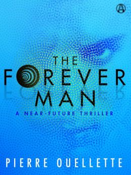 TLC Book Tour: 78. The Forever Man by Pierre Ouellette