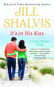 Launch Day Blitz! It's in His Kiss by Jill Shalvis