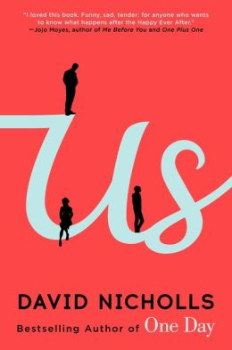 Blog Tour: Us by David Nicholls