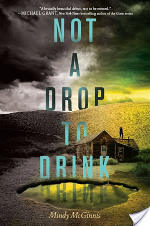 Not a Drop to Drink by Mindy McGinnis…