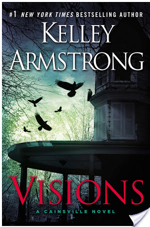 Review & Giveaway: Visions by Kelley Armstrong