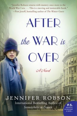 TLC Book Tour: After the War is Over by Jennifer Robson