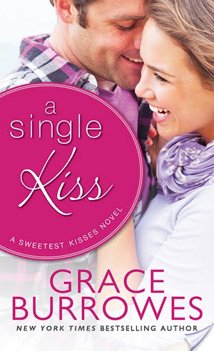 Blog Tour: A Single Kiss by Grace Burrowes
