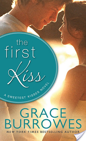 Spotlight: The First Kiss by Grace Burrowes