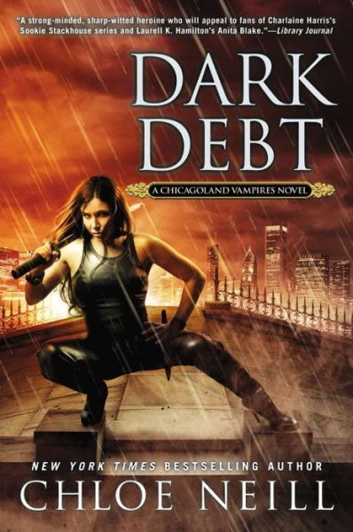 Early Review: Dark Debt by Chloe Neill