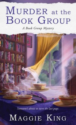 Review: Murder at the Book Group by Maggie King