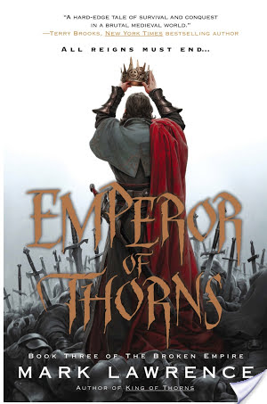 Review: Emperor of Thorns by Mark Lawrence