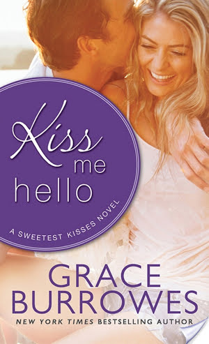 Spotlight: Kiss Me Hello by Grace Burrowes