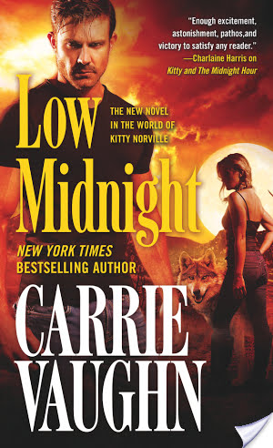 Review: Low Midnight by Carrie Vaughn