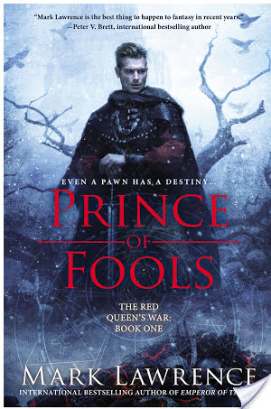 Review: Prince of Fools by Mark Lawrence