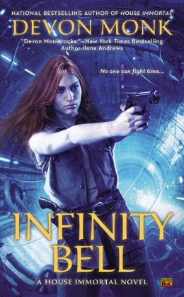 Review: Infinity Bell by Devon Monk