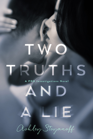 Blitz: Two Truths and a Lie by Ashley Stoyanoff