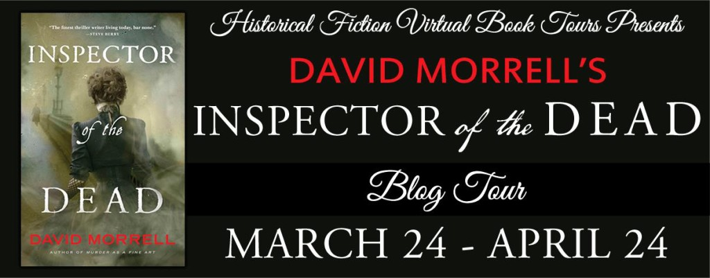 inspector of the dead blog tour