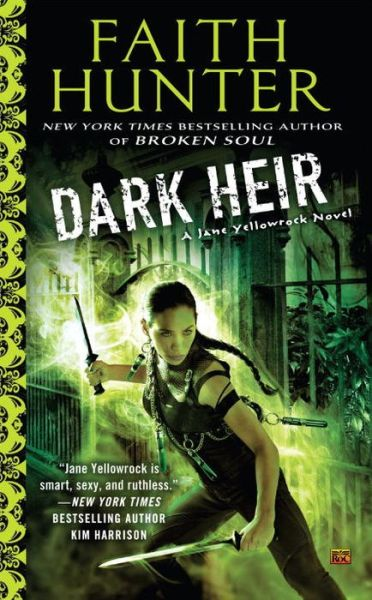 Blog Tour: Dark Heir by Faith Hunter