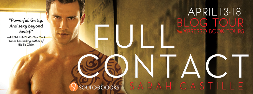 Blog Tour: Full Contact by Sarah Castille