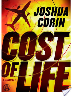 TLC Book Tour: Cost of Life by Joshua Corin