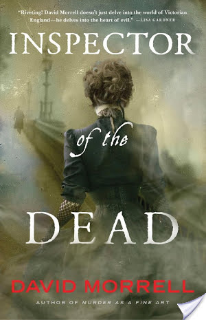 Blog Tour: Inspector of the Dead by David Morrell