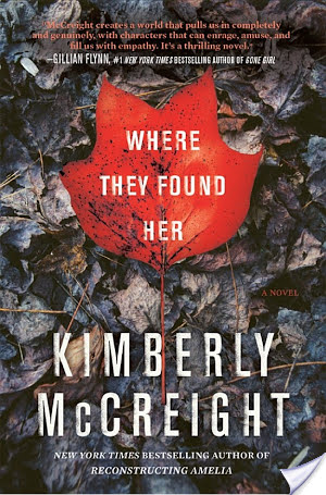 TLC Book Tour: Where They Found Her by Kimberly McCreight