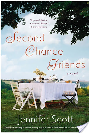 Review: Second Chance Friends by Jennifer Scott