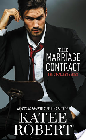 Review: The Marriage Contract by Katee Robert