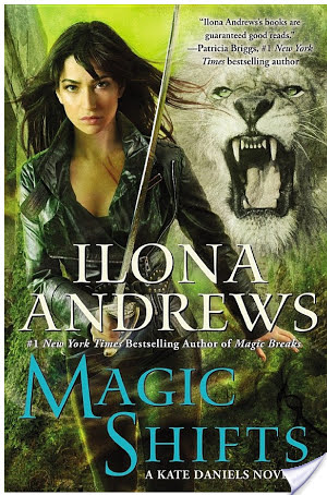 Review: Magic Shifts by Ilona Andrews