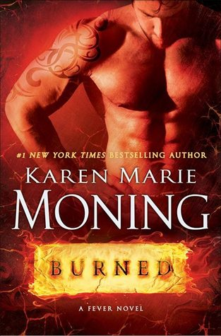 Review: Burned by Karen Marie Moning