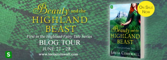 beauty and the highland beast blog tour