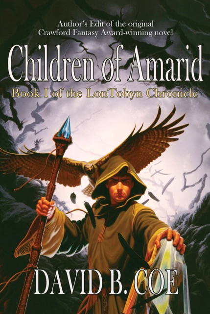 Blog Tour: Children of Amarid by David B. Coe