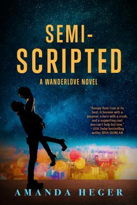 An interview with Amanda Heger, author of SEMI-SCRIPTED