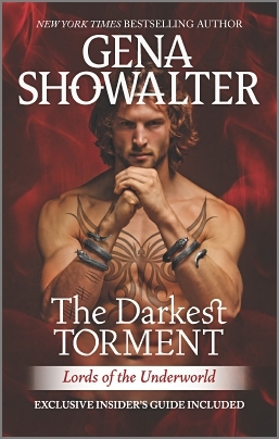 Blog Tour: The Darkest Torment by Gena Showalter