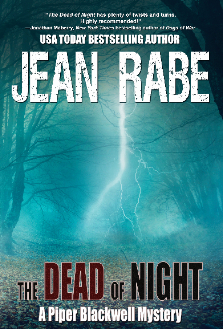 Blog Tour: THE DEAD OF NIGHT by Jean Rabe