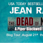 the dead of night blog tour banner