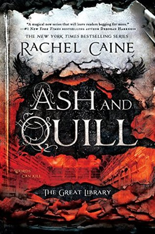 Review: Ash and Quill by Rachel Caine | drey's library