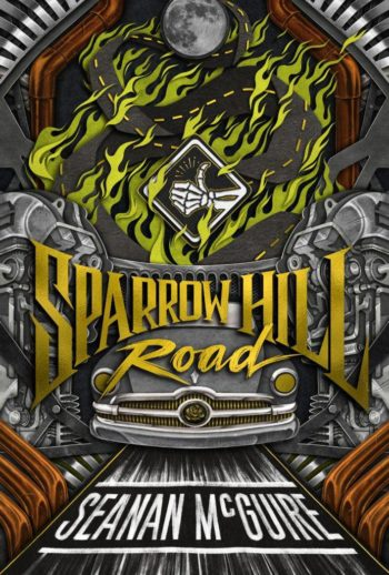 Review: Sparrow Hill Road by Seanan McGuire